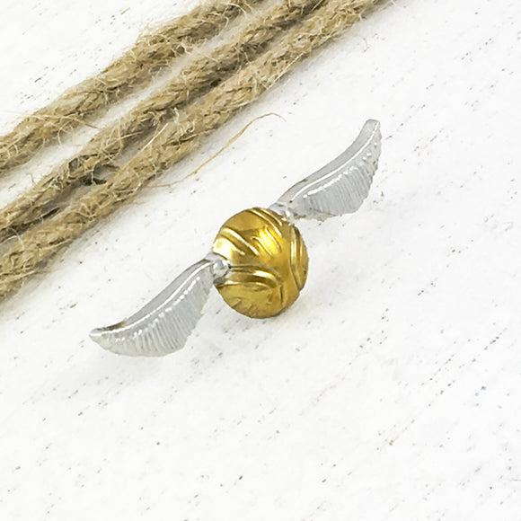 Metal Pin | Harry Potter | Golden Snitch