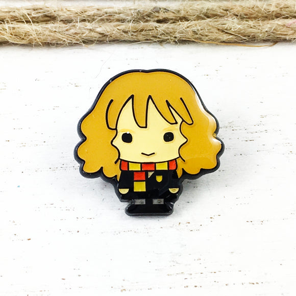 Enamel Pin | Harry Potter | Chibi Hermione