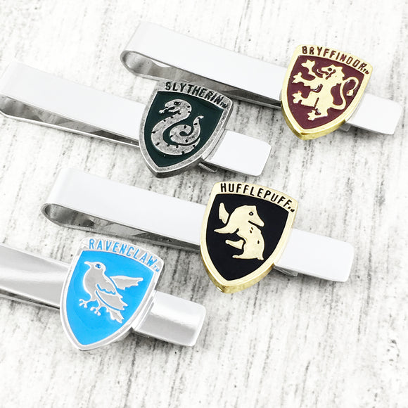 Tie Clip | Harry Potter | Hogwarts Houses