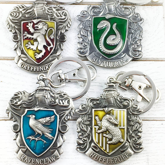Keychain | Harry Potter | Hogwarts Houses
