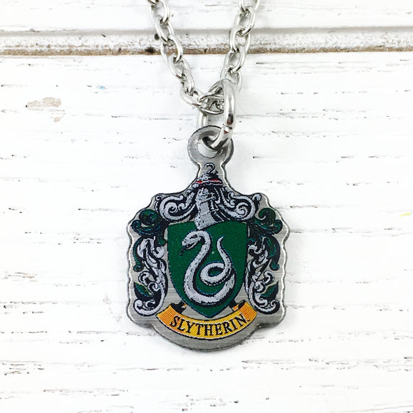 Necklace | Harry Potter | Slytherin (mini)
