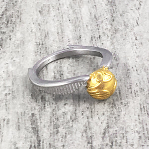 Bague | Harry Potter | Vif d'or