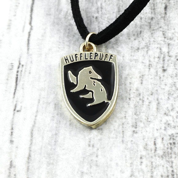 Choker Necklace | Harry Potter | Hufflepuff