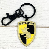 Enamel Keychain | Harry Potter | Hufflepuff (small)