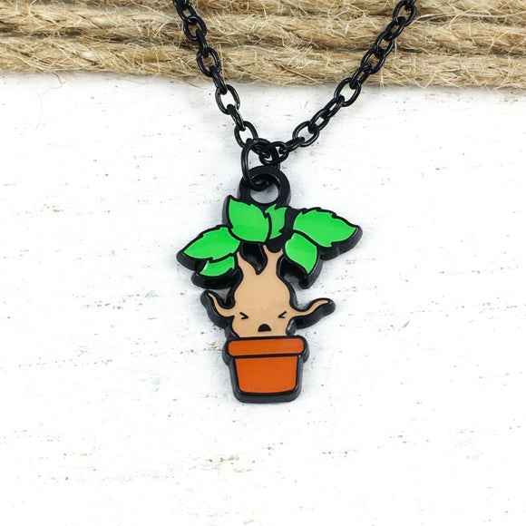 Necklace | Harry Potter | Mandrake