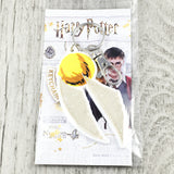 Porte-clés en plastique | Harry Potter | Vif d'Or