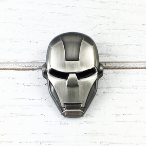 Pewter Pin | Iron Man | Helmet
