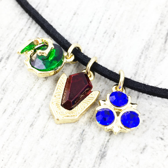 Choker Necklace | Legend of Zelda | Spiritual Stones