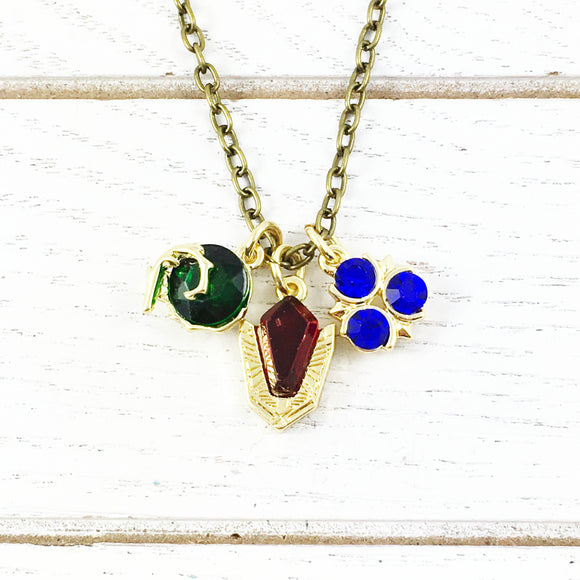 Necklace | Legend of Zelda | Spiritual Stones