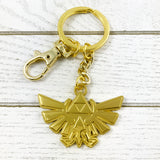 Metal Keychain | Legend of Zelda | Hyrule (golden)