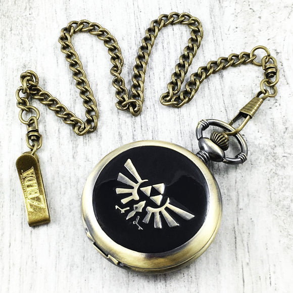 Pocket Watch | Legend of Zelda | Hyrule