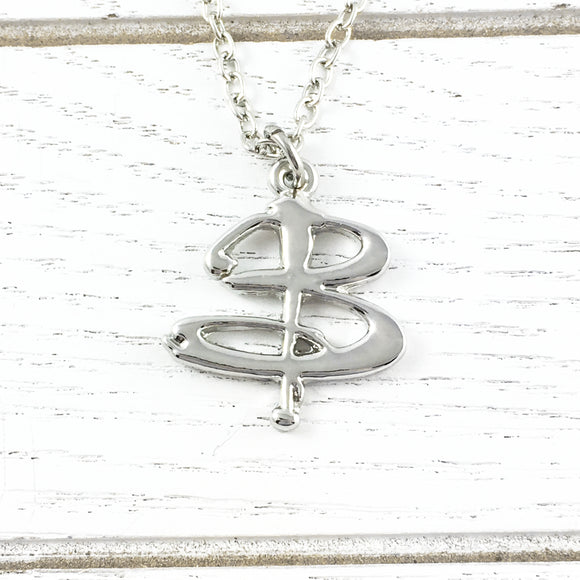 Necklace | Letter