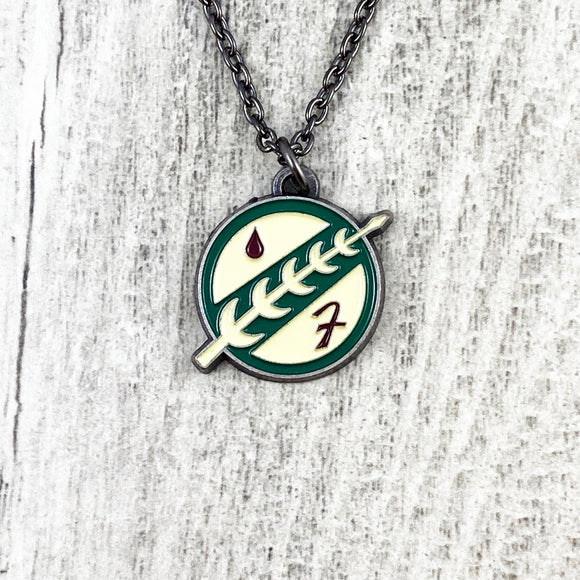 Necklace | Star Wars | Mandalorian Emblem