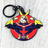 Porte-clés en émail | My Hero Academia | All Might
