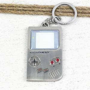 Metal Keychain | Nintendo | Game Boy