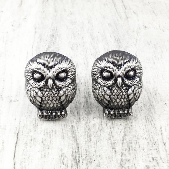 Cuff Links | Harry Potter | Hedwig