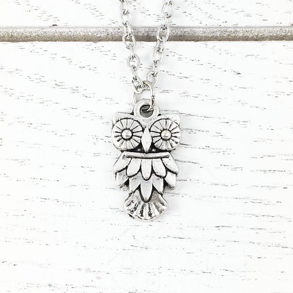 Necklace | Owl