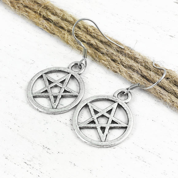 Earrings | Pentacle