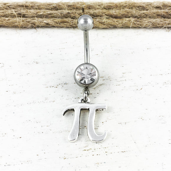 Belly Button Ring | Pi π