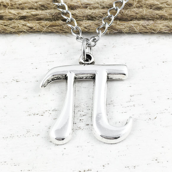 Necklace | Pi π (large)