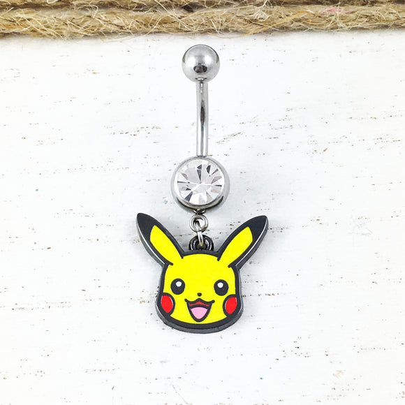 Belly Button Ring | Pokémon | Pikachu