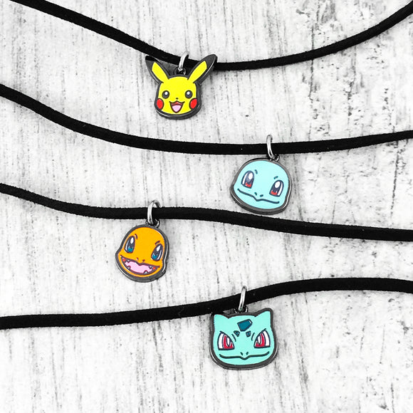 Choker Necklace | Pokémon | Original Starters