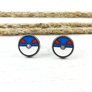 Boucles d'oreilles | Pokémon | Great Ball