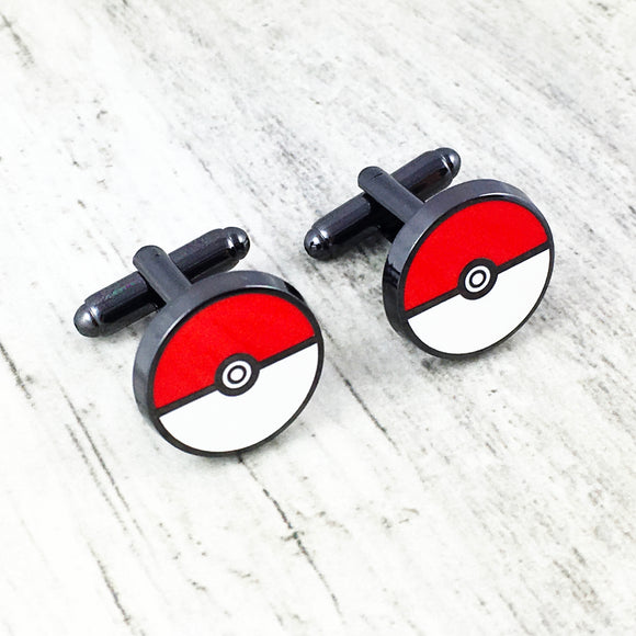 Cuff Links | Pokémon | Pokéball