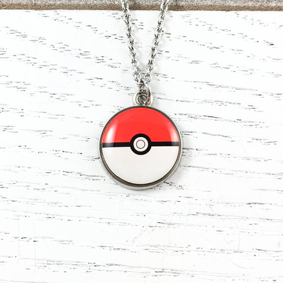 Necklace | Pokémon | Pokéball