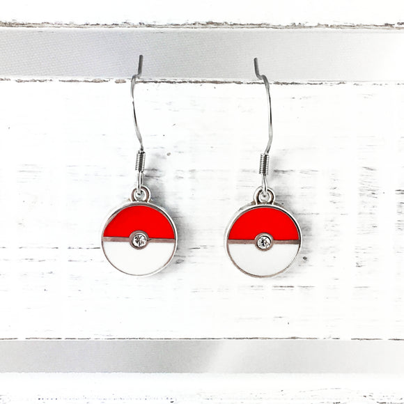Earrings | Pokémon | Pokéball