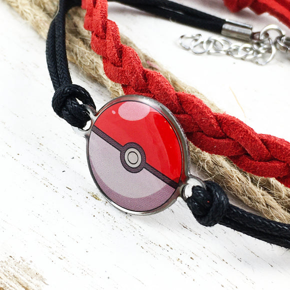 Bracelet Set | Pokémon | Pokéball