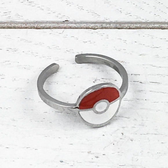 Bague | Pokémon | Pokéball