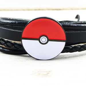 Cuff Bracelet | Pokemon | Pokeball