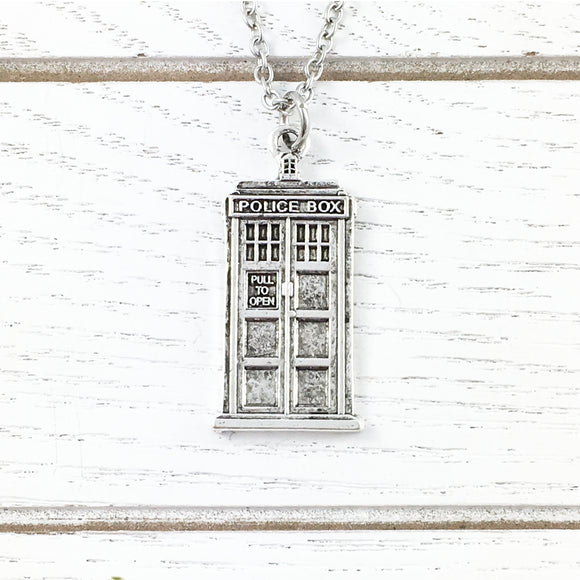 Collier | Police Box (large)