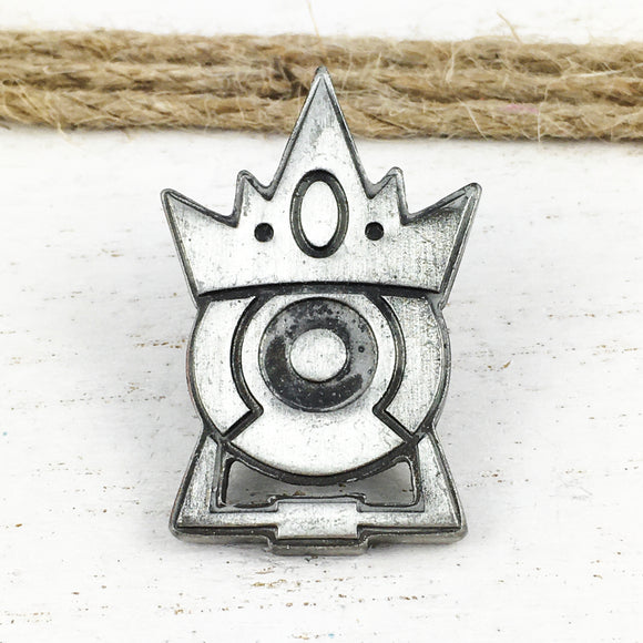 Pewter Pin | Portal | Wheatley