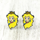 Cuff Links | Super Mario | Princess Peach