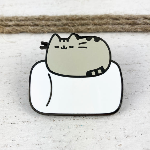 Enamel Pin | Pusheen | Marshmallow Nap