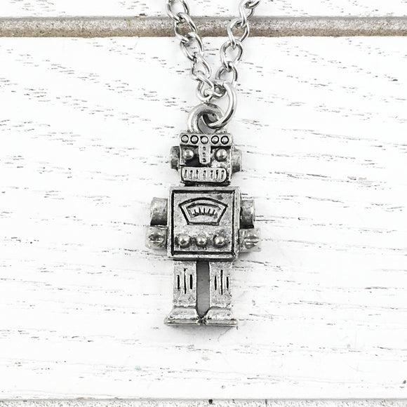 Necklace | Robot