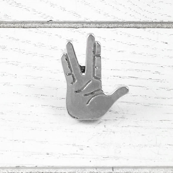 Metal Pin | Star Trek | Vulcan Salute