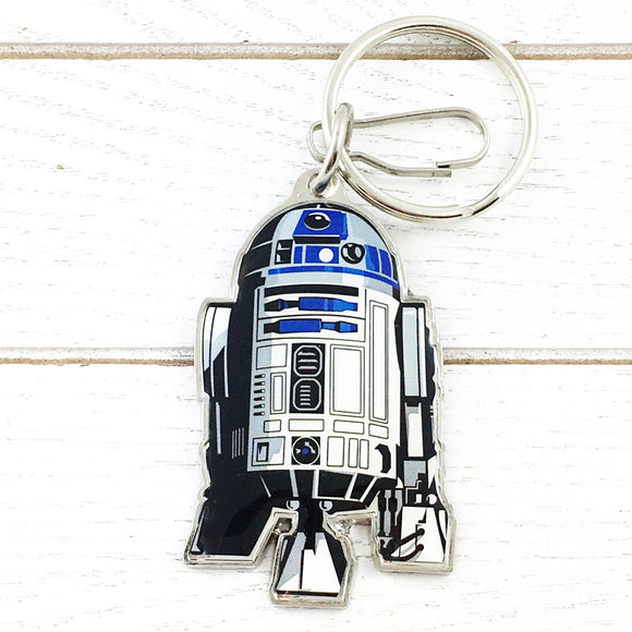Metal Keychain | Star Wars | R2D2
