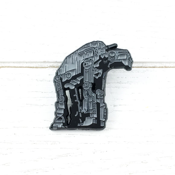 Enamel Pin | Star Wars | AT-AT