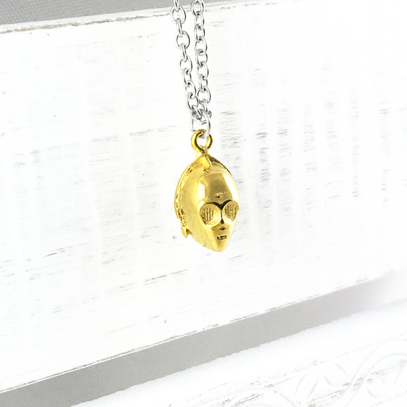 Collier | Star Wars | C3P0 3D