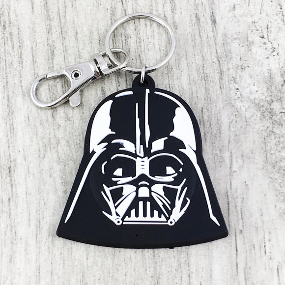 Porte-clés en plastique | Star Wars | Darth Vader