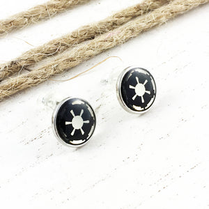 Stud Earrings | Star Wars | Empire Symbol