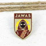 Épinglette en émail | Star Wars | Badge Jawas