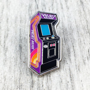 Enamel Pin | Stranger Things | Arcade Game Console
