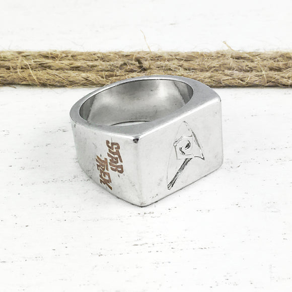 Signet Ring | Star Trek