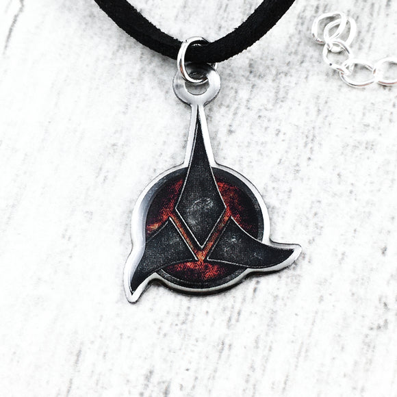 Choker Necklace | Star Trek | Klingon