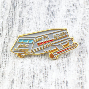 Enamel Pin | Star Trek | Shuttlecraft