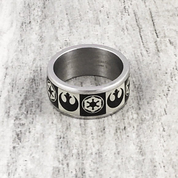Ring | Star Wars Multi Symbols